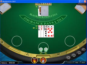 Blackjack Pro 2021 for windows