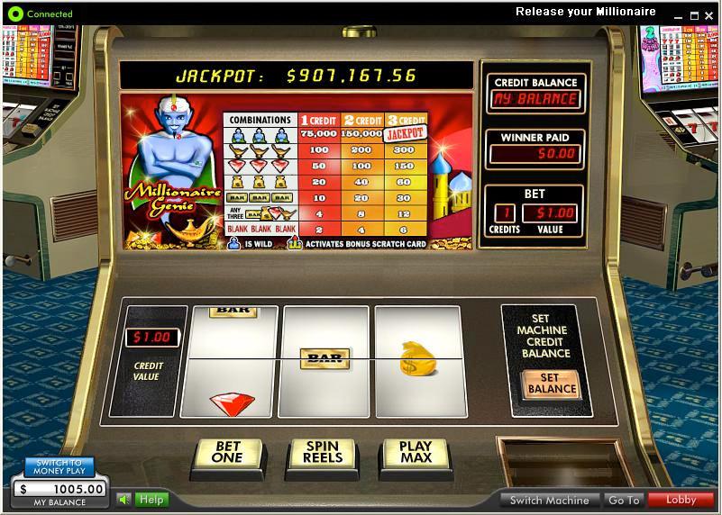 888 casino free slot