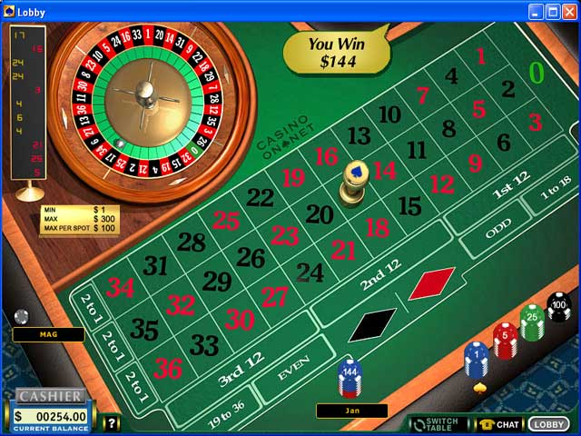 Play our Free Roulette Game No Download Required CasinoTop10