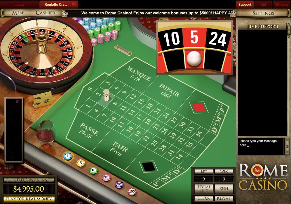 free online roulette casino nj jobs