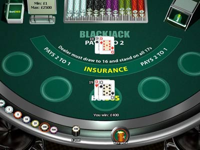 Recommended Blackjack Online Casinos