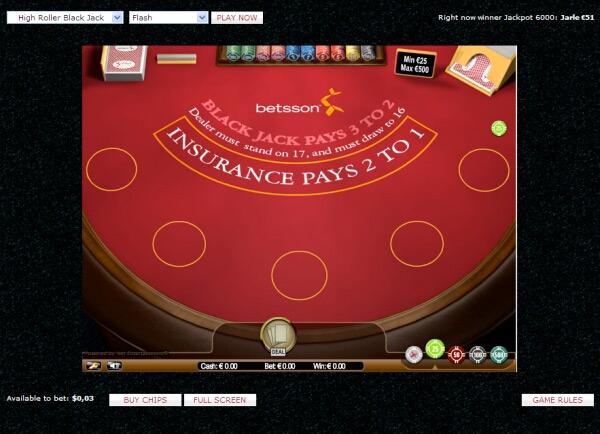 betsson.com casino