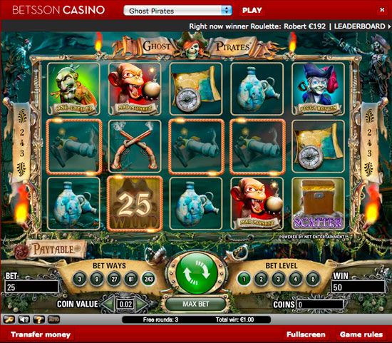 Roulette table play free
