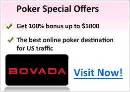 Bovada Poker Review - US Online Poker