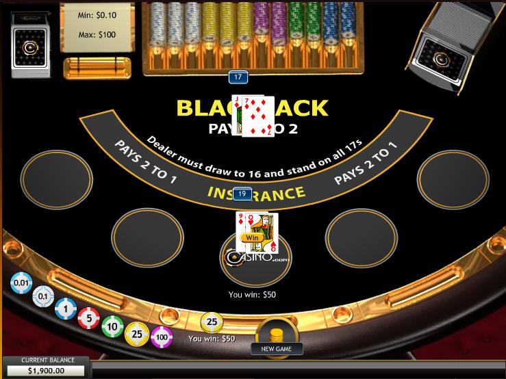 Blackjack blackberry