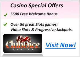 club dice casino offers