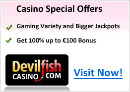 devilfishcasino offers
