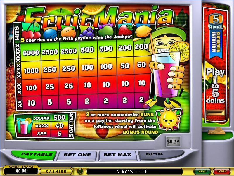 online slot winners