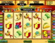 Slot Jackpot Pinatas