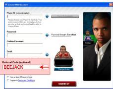 full tilt poker marketing code