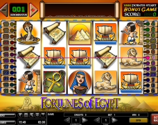 Slots: Fortunes of Egypt