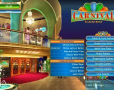 Carnival Casino Lobby