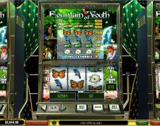 Slots: fountain of youth
