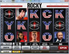 Slots: rocky