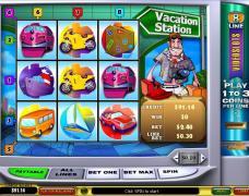 Slots: vacation station