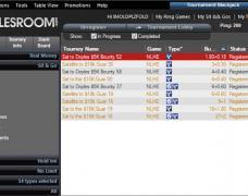 Doyles Poker Lobby