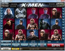 Xman Slots