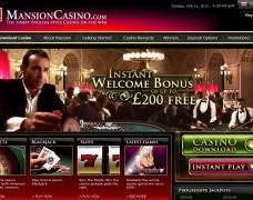 Mansion Casino site