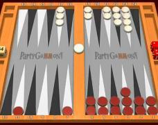 PartyGammon Table