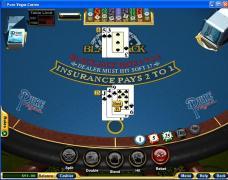 Pure Vegas Casino Blackjack