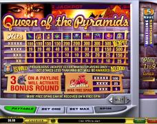 Queen of Pyramids Slot