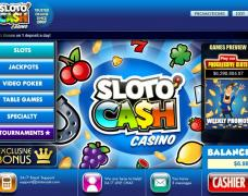 SlotoCash Lobby