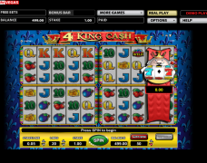 4 King Cash Slot