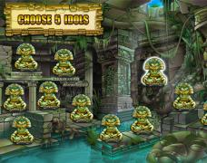 Tomb Raider Slot Bonus Level