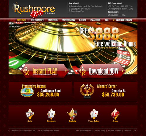 online casino signup bonus casino and gaming