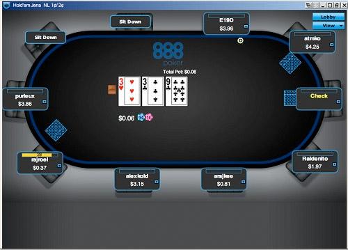 888 Poker Bonus Up To 400 Free Cash Bonus 888poker Com