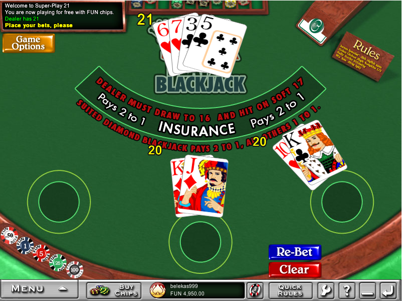 What should you know about Playing Blackjack Online?