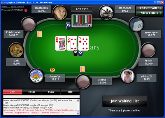 Pokerstars Sign Up Bonus